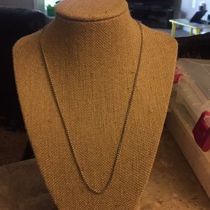 James Avery Sterling silver necklace